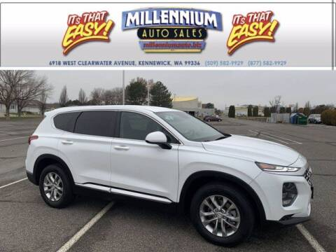2019 Hyundai Santa Fe for sale at Millennium Auto Sales in Kennewick WA