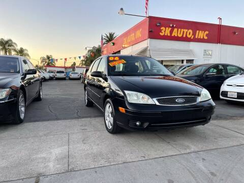 2006 Ford Focus for sale at 3K Auto in Escondido CA