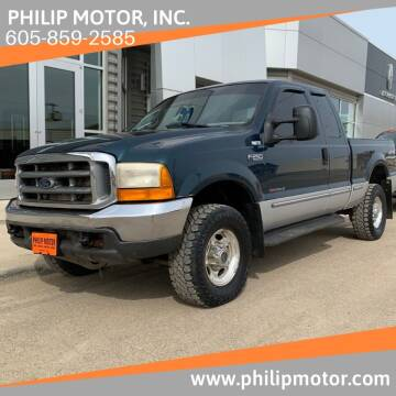 1999 Ford F-250 Super Duty for sale at Philip Motor Inc in Philip SD