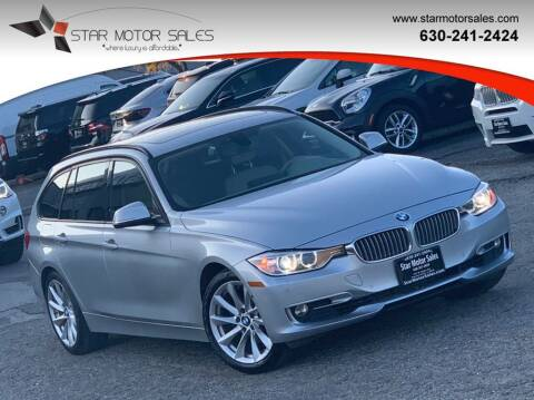 2014 BMW 3 Series for sale at Star Motor Sales in Downers Grove IL