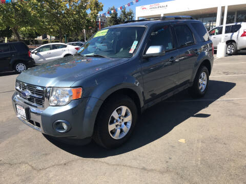 2011 Ford Escape for sale at Autos Wholesale in Hayward CA