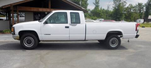 1999 Chevrolet C/K 2500 Series for sale at KNOBEL AUTO SALES, LLC in Brookland AR