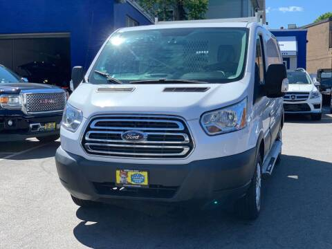 2015 Ford Transit Cargo for sale at AGM AUTO SALES in Malden MA