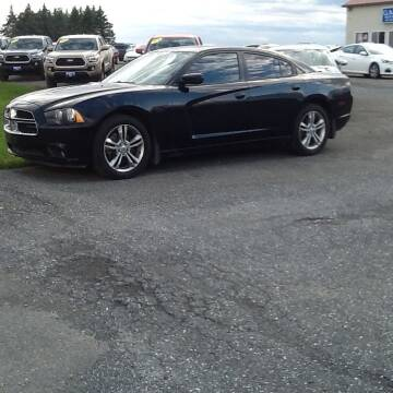 2013 Dodge Charger for sale at Garys Sales & SVC in Caribou ME