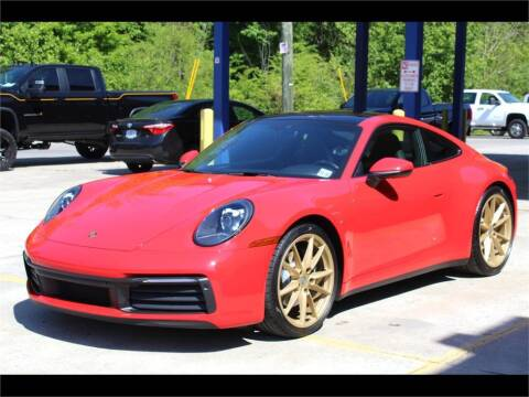 2020 Porsche 911 for sale at Inline Auto Sales in Fuquay Varina NC