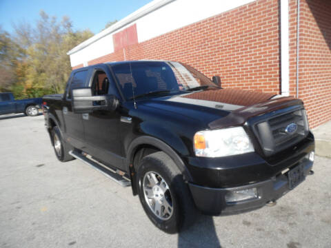 2005 Ford F-150 for sale at VEST AUTO SALES in Kansas City MO