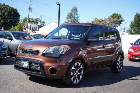 2012 Kia Soul for sale at HD Auto Sales Corp. in Reading PA