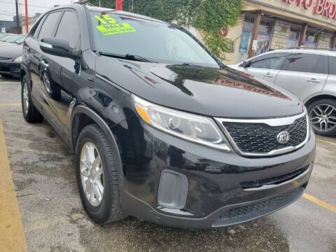 2015 Kia Sorento for sale at USA Auto Brokers in Houston TX