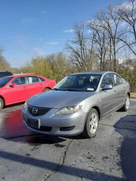 2006 Mazda MAZDA3 for sale at Bates Auto & Truck Center in Zanesville OH