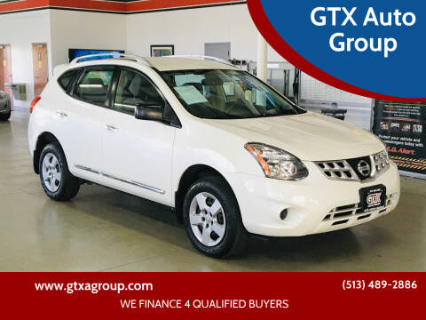 2015 Nissan Rogue Select for sale at GTX Auto Group in West Chester OH