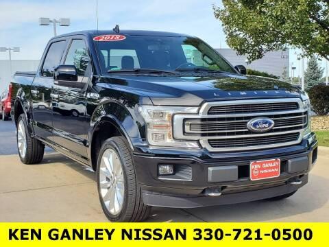 2018 Ford F-150 for sale at Ken Ganley Nissan in Medina OH