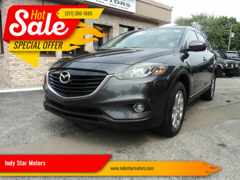 2014 Mazda CX-9 for sale at Indy Star Motors in Indianapolis IN