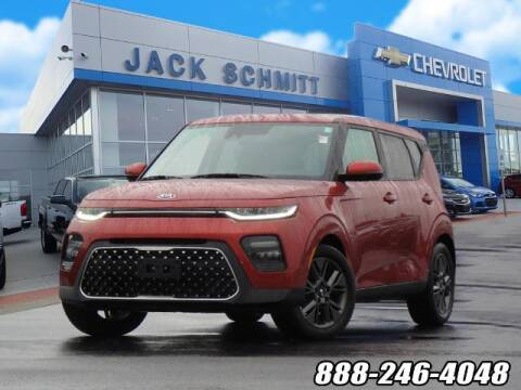 2021 Kia Soul for sale at Jack Schmitt Chevrolet Wood River in Wood River IL