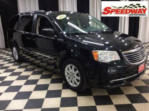 2012 Chrysler Town and Country for sale at SPEEDWAY AUTO MALL INC in Machesney Park IL