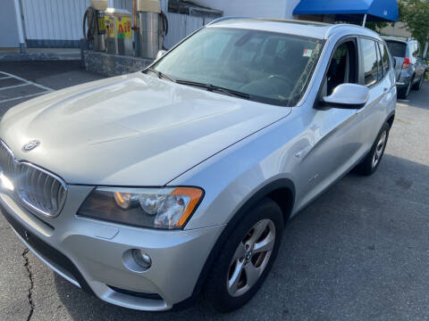 2011 BMW X3 for sale at Best Choice Auto Sales in Methuen MA