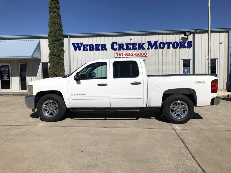 2012 Chevrolet Silverado 1500 for sale at Weber Creek Motors in Corpus Christi TX