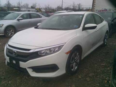 2018 Honda Civic for sale at Advantage Auto Brokers in Hasbrouck Heights NJ