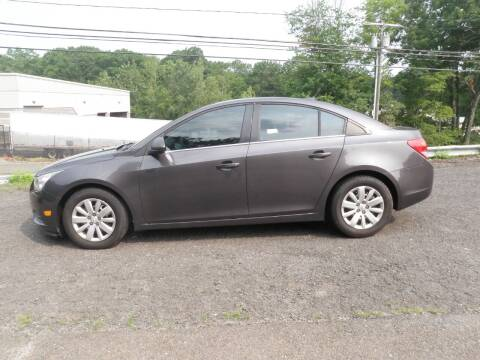 2011 Chevrolet Cruze for sale at Wolcott Auto Exchange in Wolcott CT