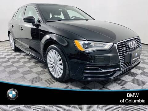 2016 Audi A3 Sportback e-tron for sale at Preowned of Columbia in Columbia MO