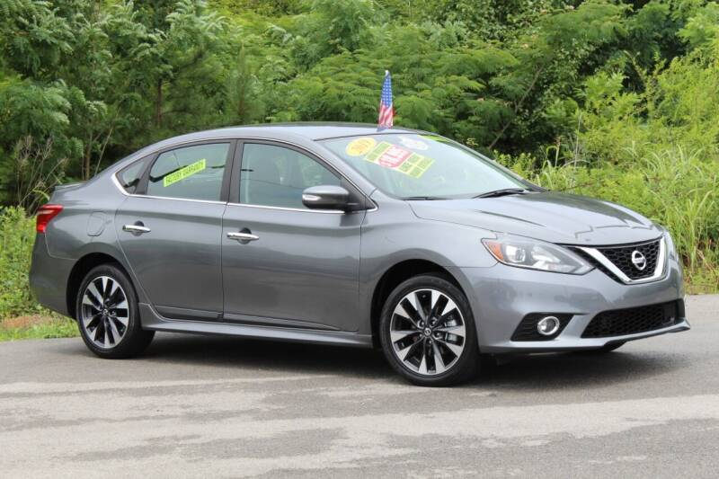 2019 Nissan Sentra for sale at McMinn Motors Inc in Athens TN