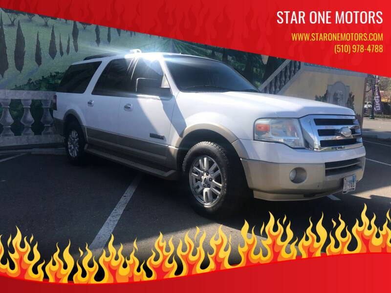 2007 Ford Expedition EL for sale at Star One Motors in Hayward CA