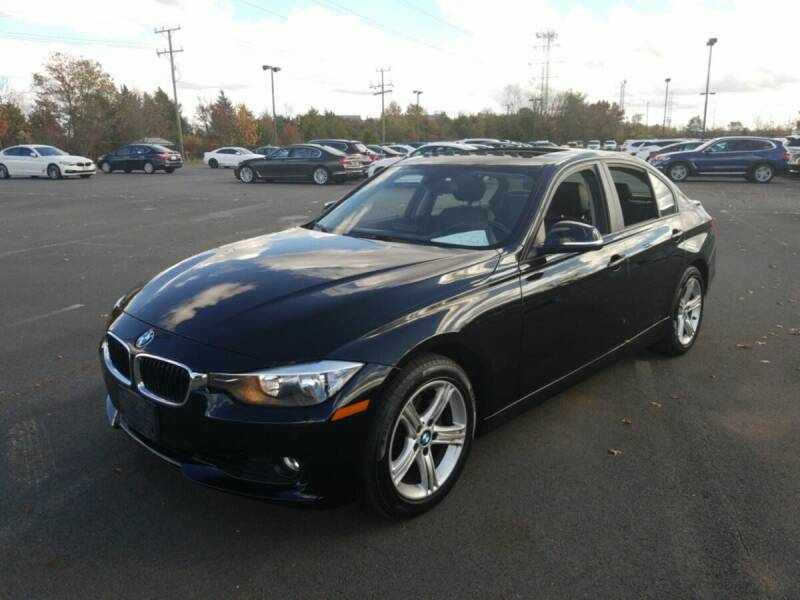 2013 BMW 3 Series for sale at B & P Motors LTD in Glenshaw PA