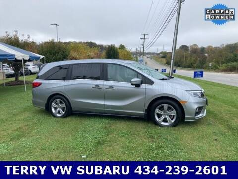 2019 Honda Odyssey for sale at Terry of South Boston in South Boston VA