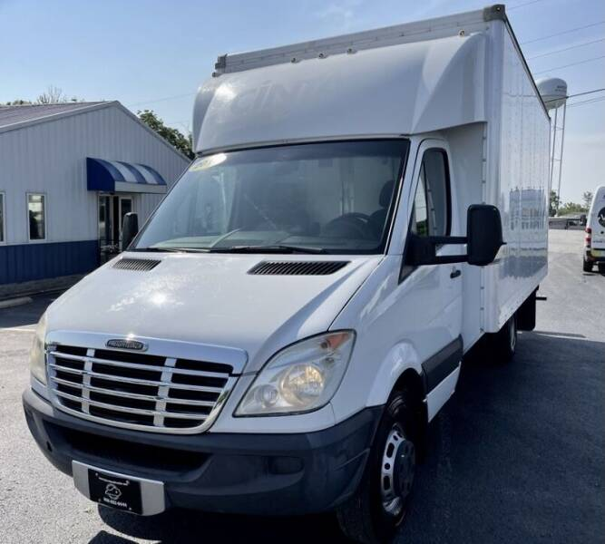 2012 Freightliner Sprinter Cab Chassis 3500