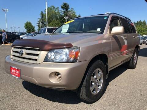 2006 Toyota Highlander for sale at Autos Only Burien in Burien WA