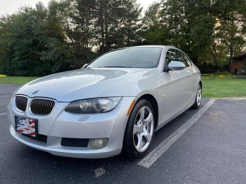 2008 BMW 3 Series for sale at USA Auto Sales & Services, LLC in Mason OH