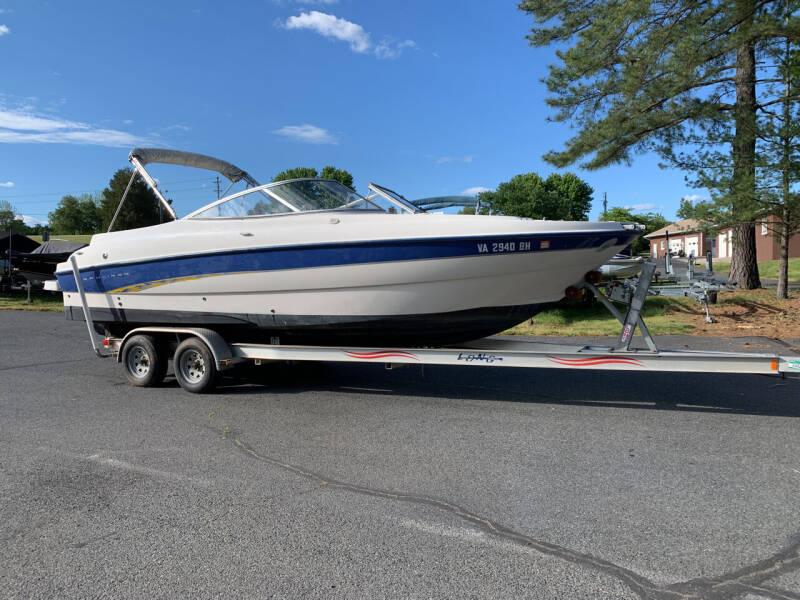 2003 Bayliner 249SD for sale at Performance Boats in Spotsylvania VA