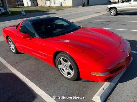 1999 Chevrolet Corvette for sale at Matt Hagen Motors in Newport NC