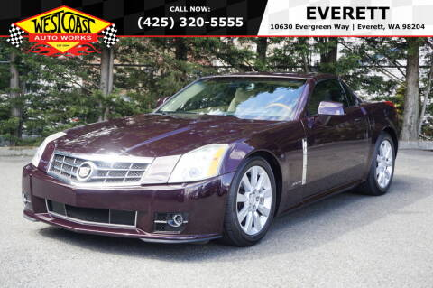 2009 Cadillac XLR for sale at West Coast Auto Works in Edmonds WA