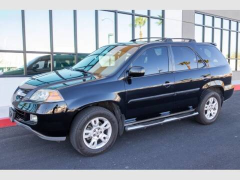 2005 Acura MDX for sale at REVEURO in Las Vegas NV