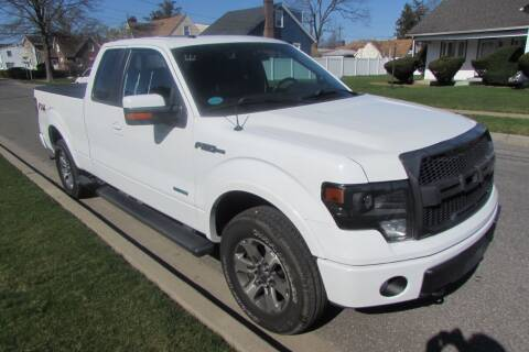 2013 Ford F-150 for sale at First Choice Automobile in Uniondale NY