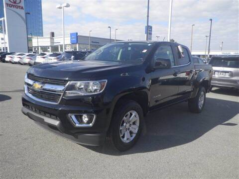 2016 Chevrolet Colorado for sale at BEAMAN TOYOTA GMC BUICK in Nashville TN