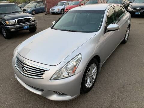 2010 Infiniti G37 Sedan for sale at C. H. Auto Sales in Citrus Heights CA