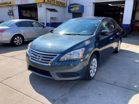 2015 Nissan Sentra for sale at US Auto Network in Staten Island NY