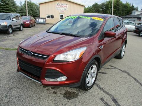2014 Ford Escape for sale at Richfield Car Co in Hubertus WI