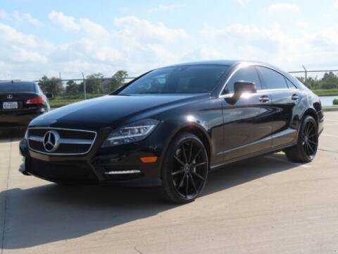 2014 Mercedes-Benz CLS for sale at Ron Carter  Clear Lake Used Cars in Houston TX