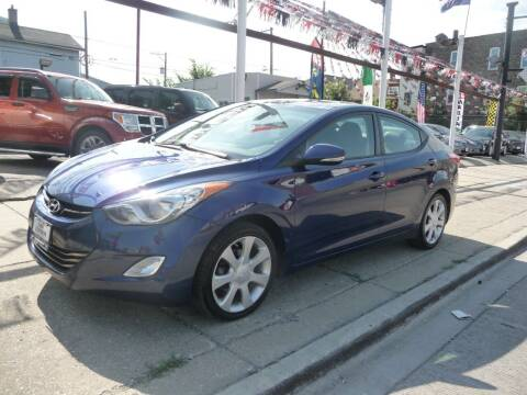2013 Hyundai Elantra for sale at CAR CENTER INC in Chicago IL
