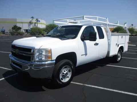2011 Chevrolet Silverado 2500HD for sale at Corporate Auto Wholesale in Phoenix AZ