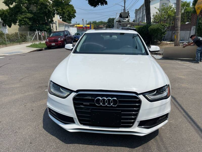 2014 Audi A4 for sale at Kapos Auto, Inc. in Ridgewood NY
