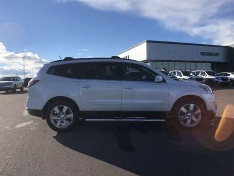 2017 Chevrolet Traverse for sale at Schulte Subaru in Sioux Falls SD