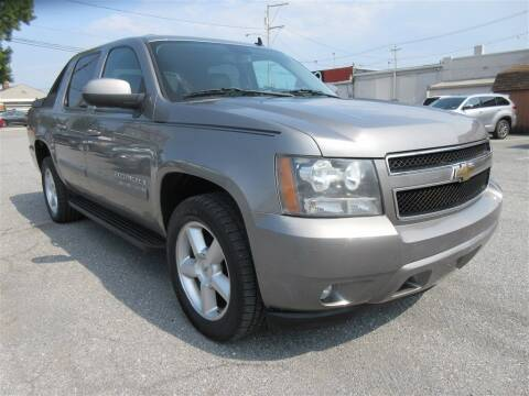 2008 Chevrolet Avalanche for sale at Cam Automotive LLC in Lancaster PA