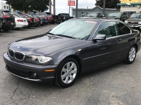 2005 BMW 3 Series for sale at Capitol Auto Sales in Lansing MI
