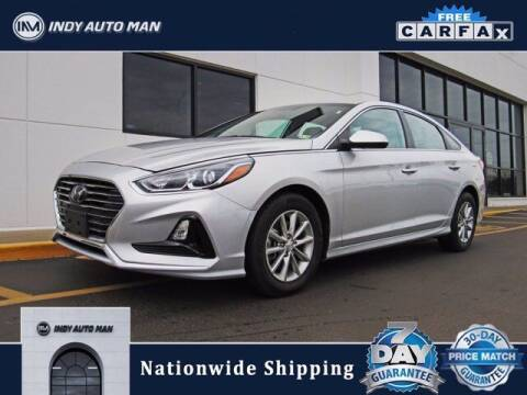 2019 Hyundai Sonata for sale at INDY AUTO MAN in Indianapolis IN