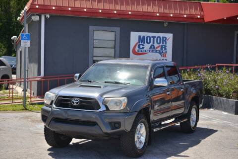 2013 Toyota Tacoma for sale at Motor Car Concepts II - Kirkman Location in Orlando FL