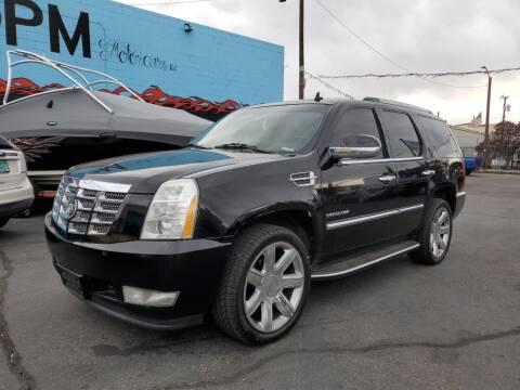 2012 Cadillac Escalade for sale at DPM Motorcars in Albuquerque NM