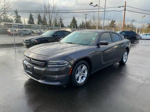 2015 Dodge Charger for sale at Vista Auto Sales in Lakewood WA